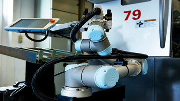 William Hughes Bulgaria OOD uses cobots in a three-shift mode in the spring production