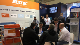 Soltec took part in MachTech&InnoTechExpo 2018