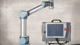 Schneider Electric Bulgaria implements UR5 cobots from Universal Robots with Soltec