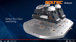 Soltec: GARANT ZeroClamp zero point clamping system